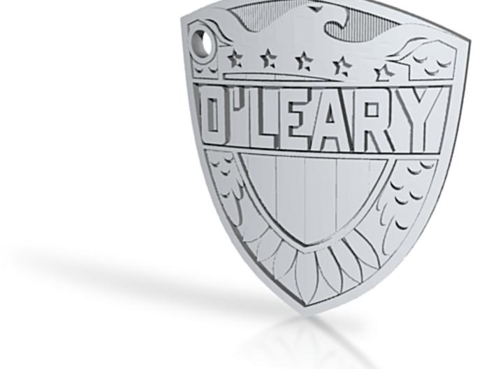 O'LEARY Badge 3d printed