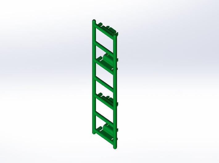 Rokenbok Ladder 3d printed