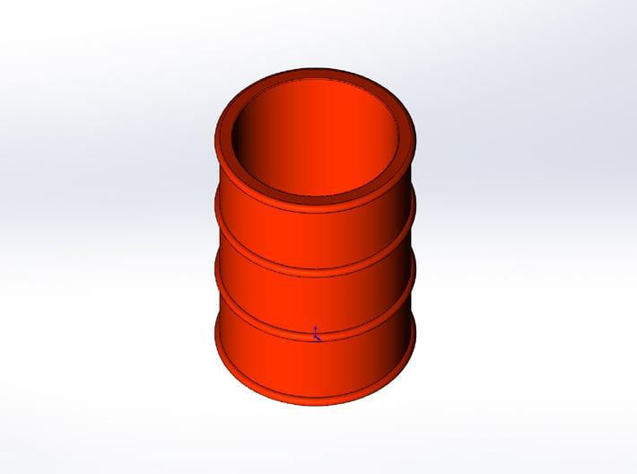 Rokenbok Barrel 3d printed
