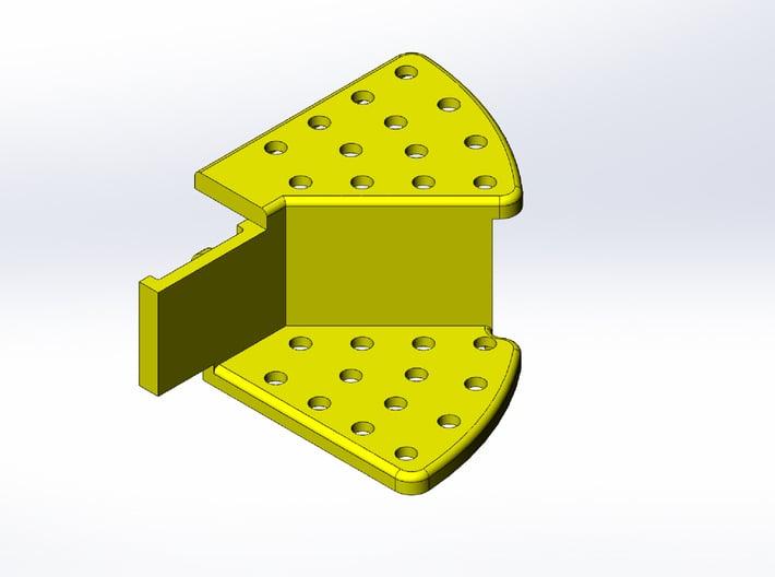 Rokenbok Step 3d printed