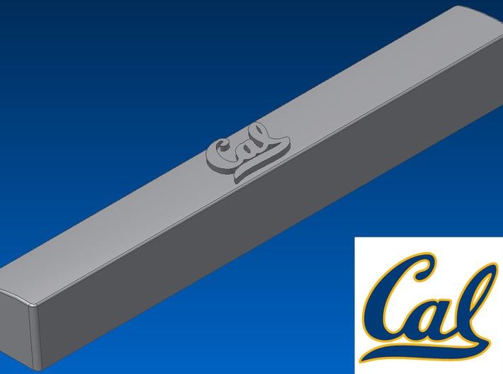 University of California Spacebar Keycap (6.25x) 3d printed