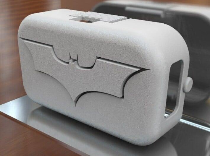 Phantom 2 Door: The Bat! LED version - 19.5mm 3d printed