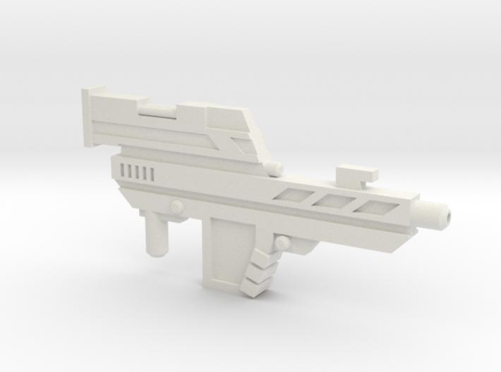POTP Slash Rifle 3d printed