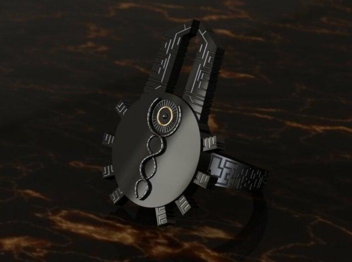 Twilight Assassin [Size11] 3d printed