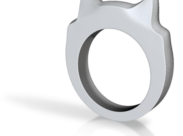Devil Ring 3d printed