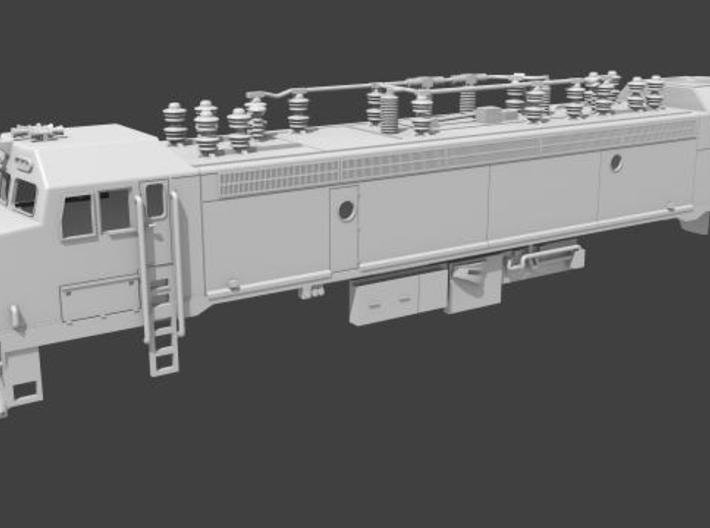 NGF6C1 N scale British Columbia Railway GF6C 3d printed