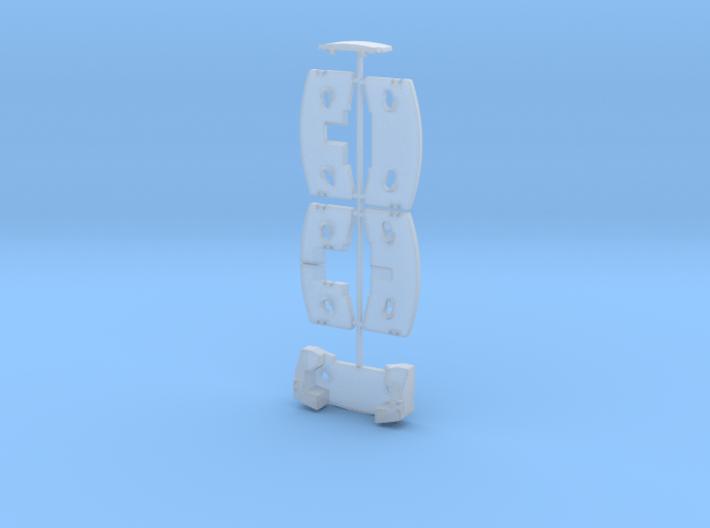 Ballast für LTM 1070 4 ver.4 3d printed