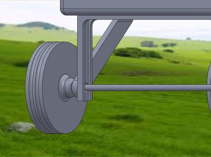 WAGON 3d printed Wagon-Rear