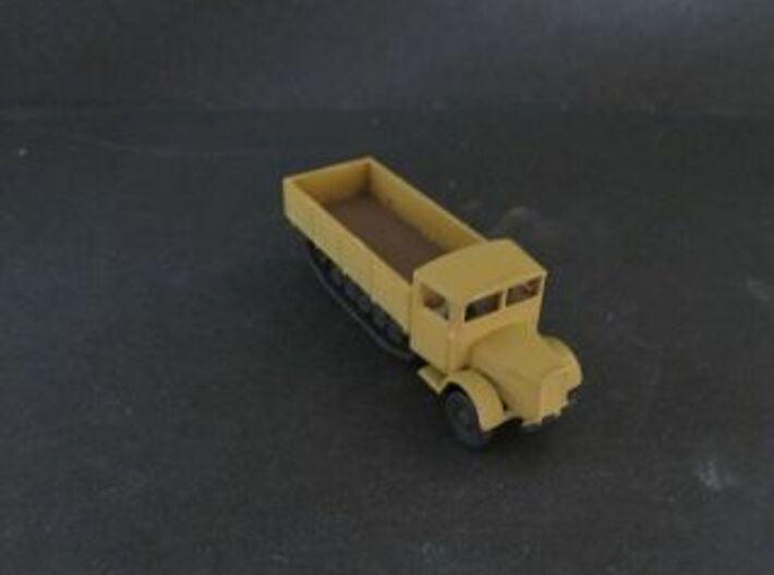 1/144 Mercedes Maultier Wehrmacht truck 3d printed