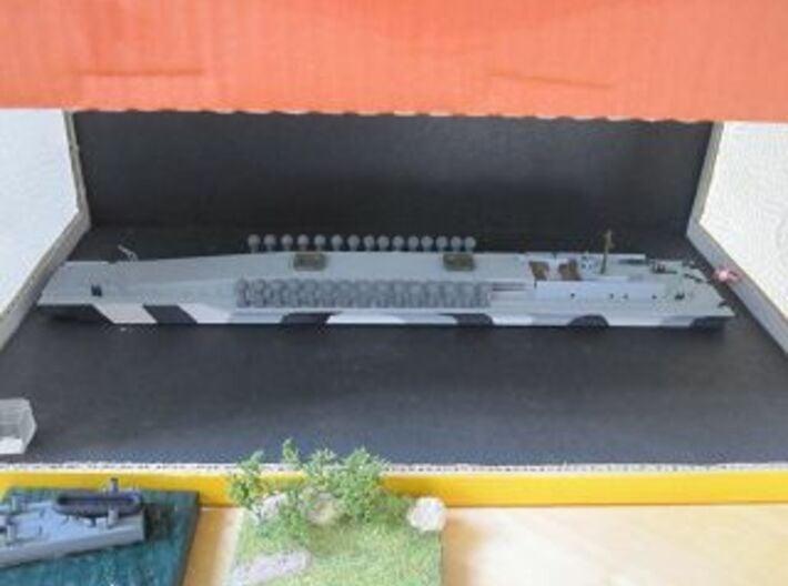 1/144 Marinefährprahm type DM minelayer 3d printed