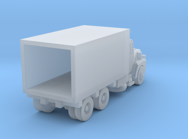Mack Delivery Truck - HOscale 3d printed