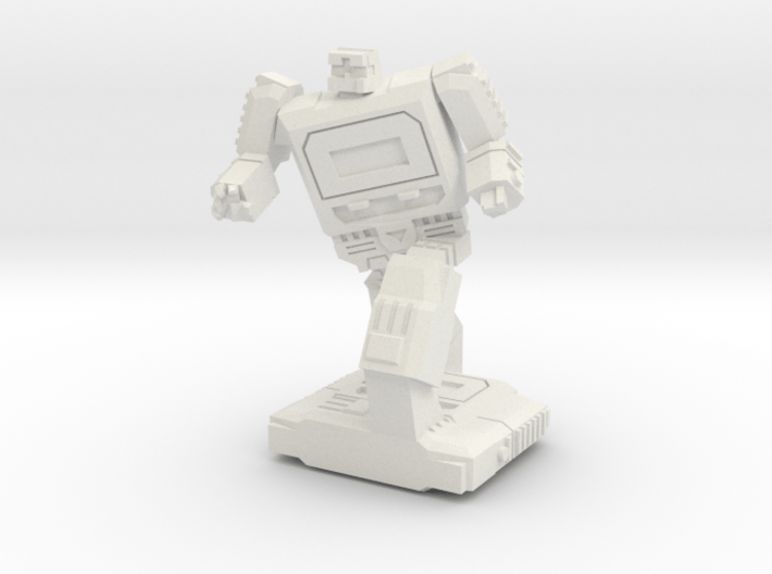 Retro Time Robot Pose #2 3d printed
