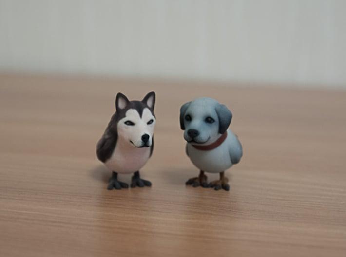 dog_bird 2 3d printed
