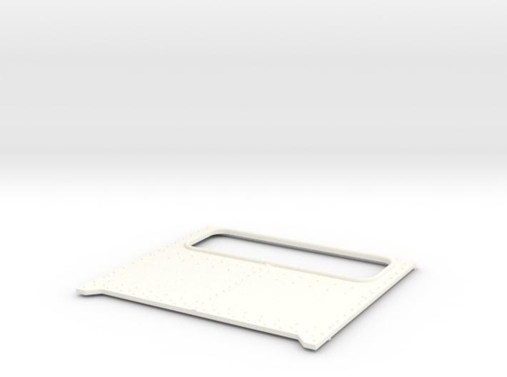 Daycab Panel for Italeri Peterbilt 3d printed