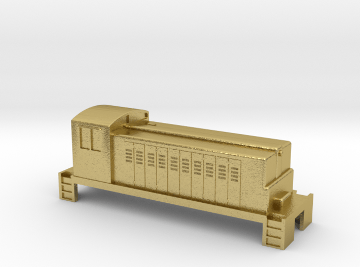 Switcher - Metal - Zscale 3d printed