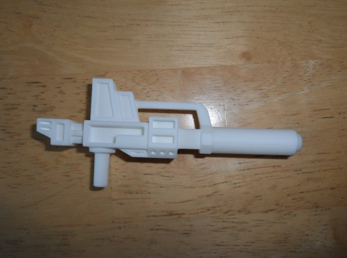 Sunlink - Triple Stormy Sand Rifle 3d printed