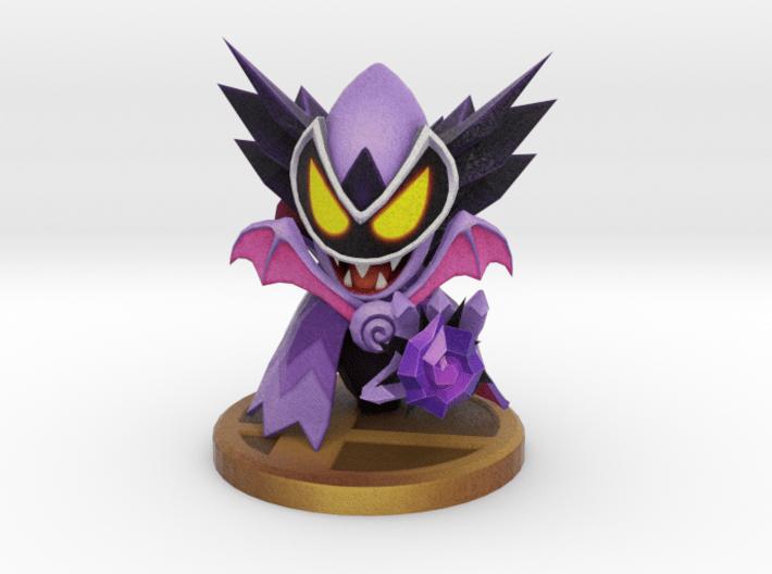Bat Demon 3d printed