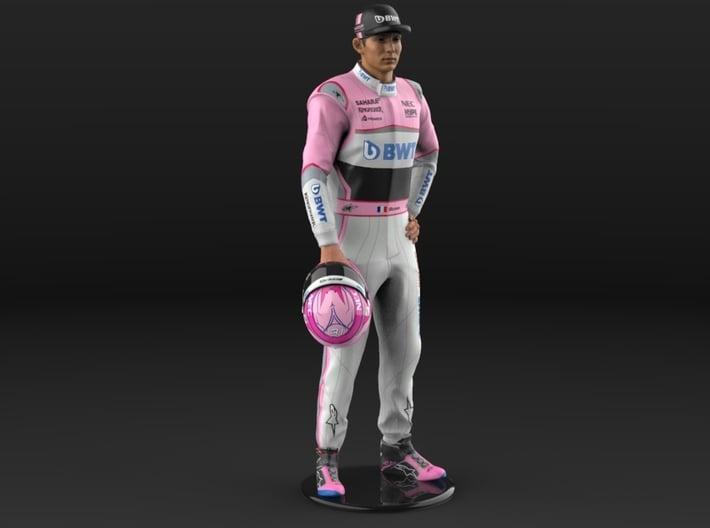 Esteban 1/8 Standing Figure 2018 3d printed