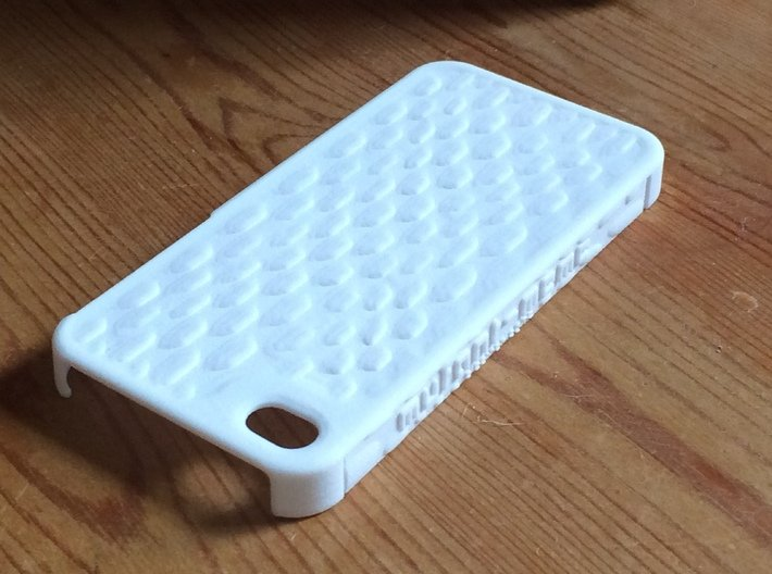 iPhone Art Case - Personalised 3d printed Prototype