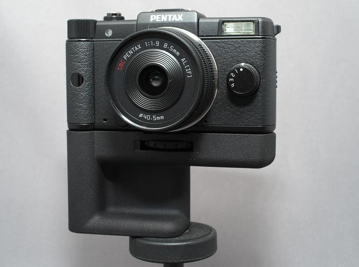 Grip for PENTAX Q 3d printed