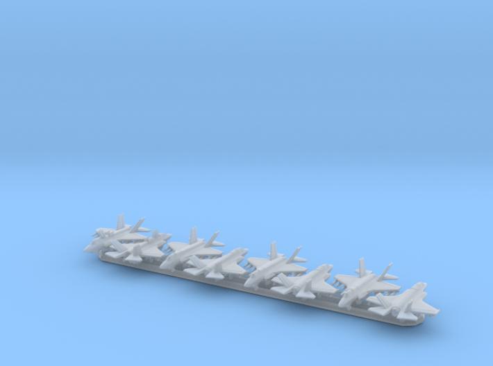 F-35B w/Gear x8 (FUD) 3d printed