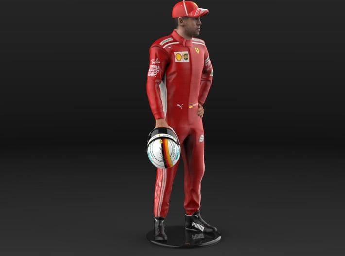 Sebastian 1/6 Standing Figure 2018 3d printed