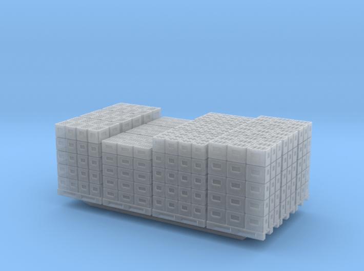 3x4 Ladegut Getränke 3d printed