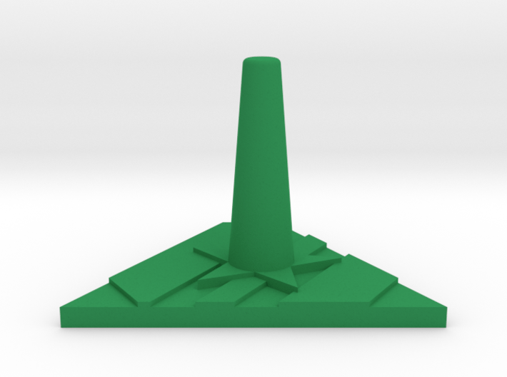 Independent stand 3d printed