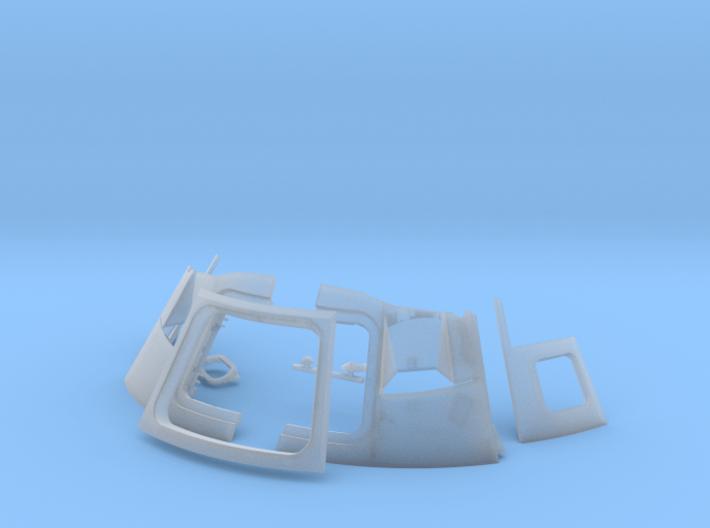 CM internal wall-closed version 3d printed