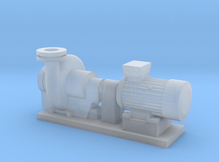 Centrifugal Pump #2 (Size 4) 3d printed