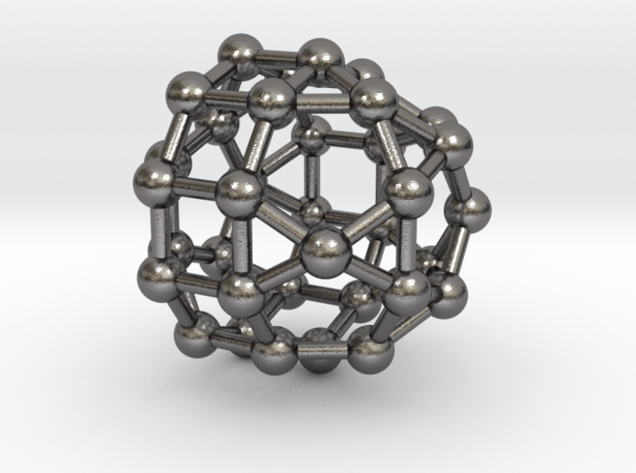 835 J40 Elongated Pentagonal Orthocupolarotunda #3 3d printed