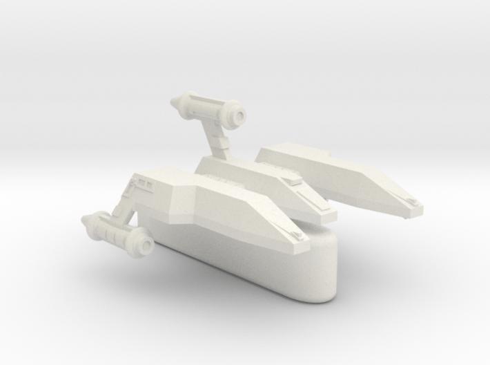 3125 Scale LDR Light Tactical Transport (LTT) CVN 3d printed
