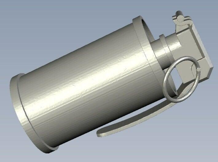 1/16 scale M-18 smoke grenades x 15 3d printed