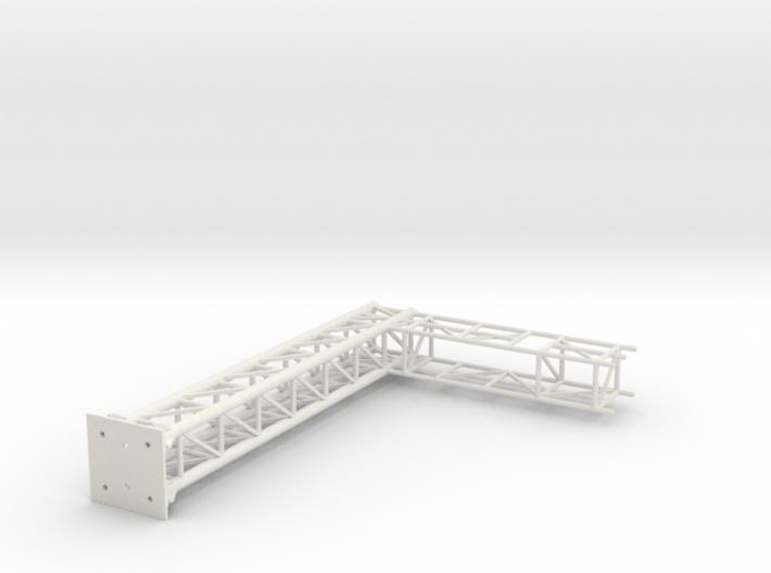 frame cantilever 1 track 3d printed
