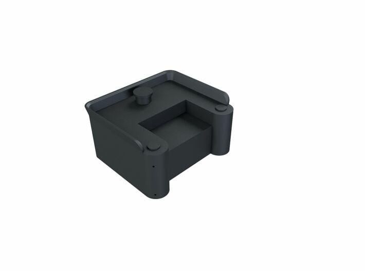 HOn30 Shay Fuel Bunker #1 3d printed