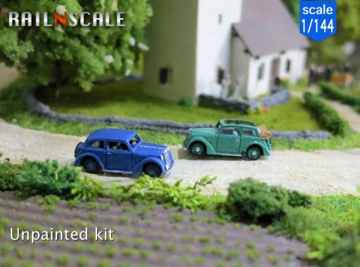 Opel Olympia SET (1/144) 3d printed