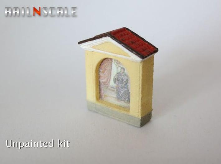 Nischenbildstock (N 1:160) 3d printed