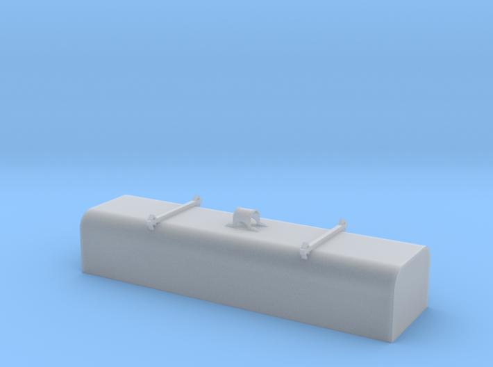 Coil Car Cover - HOscale 3d printed