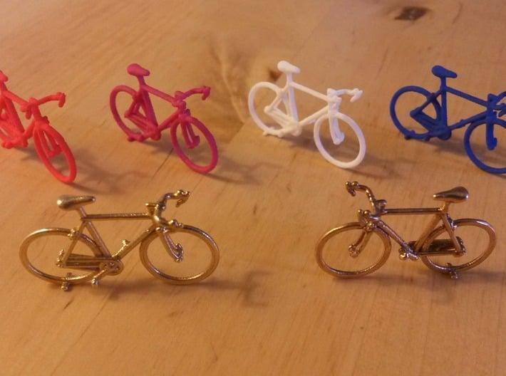 Singlespeed Bike 3d printed
