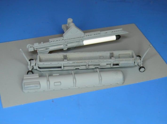 ASROC Detail set 1/96 3d printed