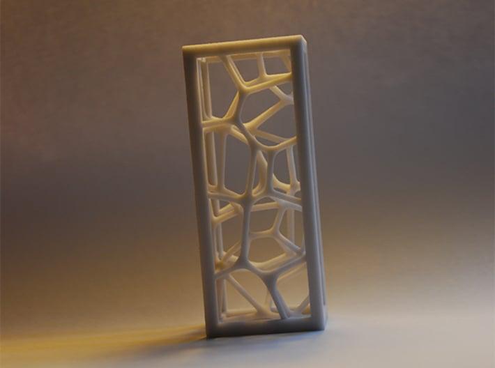 Sandstone Voronoi Brick 3d printed