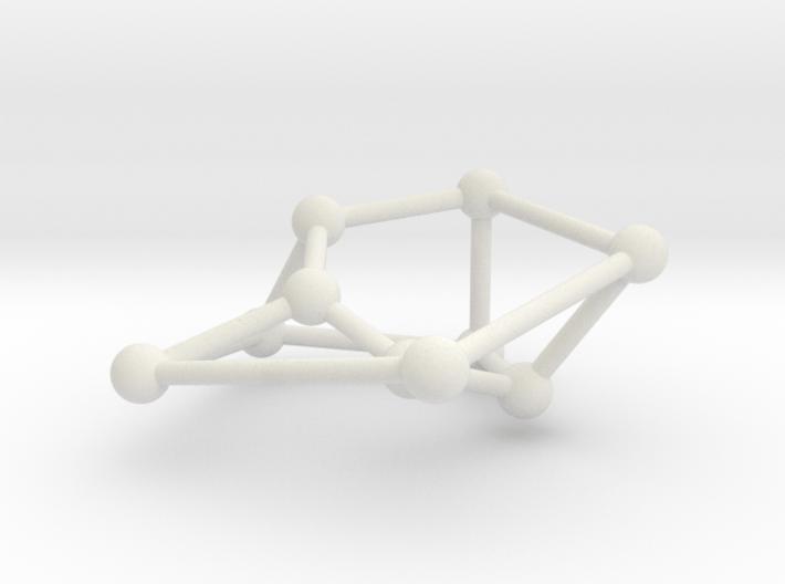 Möbius ladder M_10 3d printed