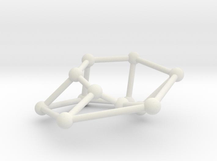 Möbius ladder M_12 3d printed