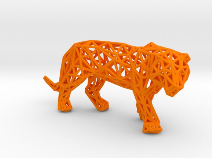 Sumatran Tiger 3d printed