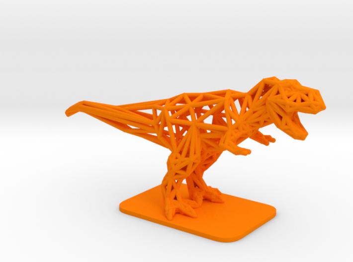 T-Rex Tyrannosaurus 3d printed
