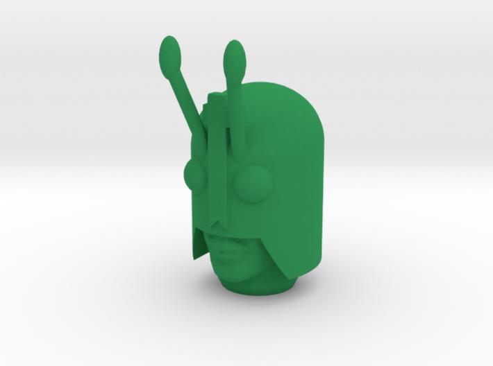Magno Bug Head 3d printed