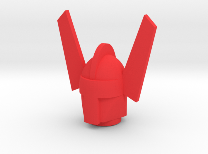 Magno Marvel Acroyear Head 3d printed