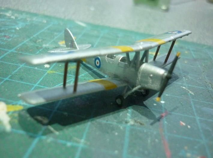 1/144 de Havilland DH82 Tiger Moth 3d printed