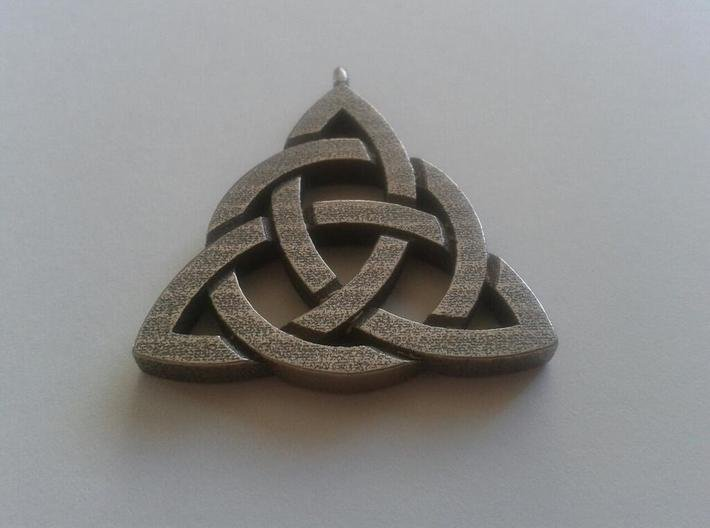 Triquetra / Trinity Knot 3d printed