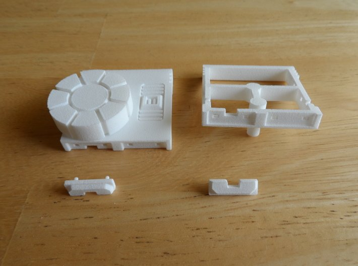 Sunlink - Turret of Iron and Fists 3d printed Install Step 4